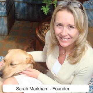 Sarah Markham - Founder Nairobi place